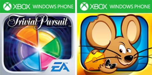 Trivial Pursuit e SPY mouse: I due giochi Xbox ora disponibili per tutti i dispositivi Windows Phone!