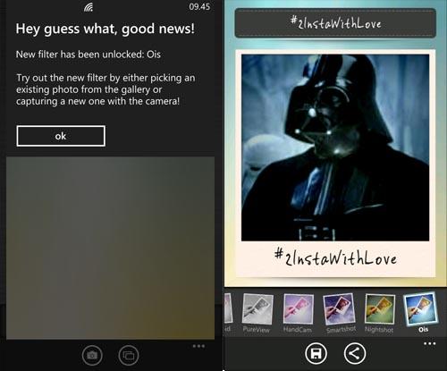 """#2InstaWithLove: Nokia aggiunge un nuovo filtro chiamato """"Ois"""" alla propria .."""