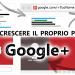 Come far crescere il proprio pubblico su Google+ Best Practice cover articles