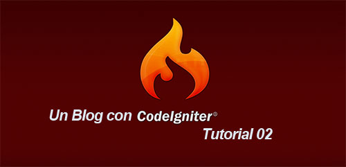 Programmare un blog con CodeIgniter: Database (tutorial 2)