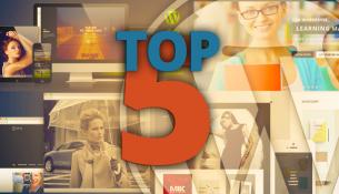 Migliori 5 Temi Wordpress Novembre 2014