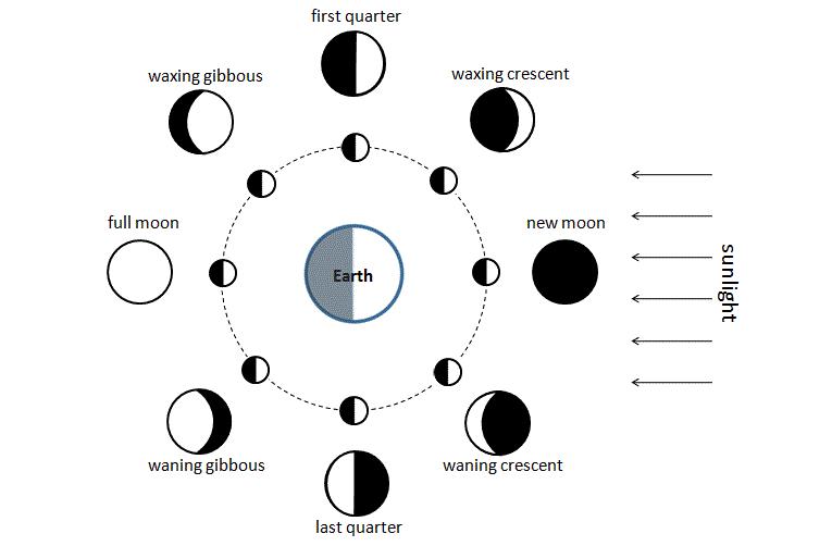Calendario Lune.Calendario 2020 Il Calendario Lunare Digitale Sapere Web